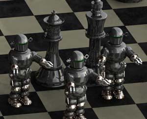 peonrobot
